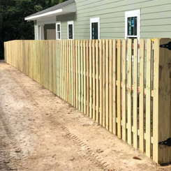 Wood Fences in Tallahassee, FL