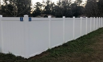 Fence Installation in Tallahassee, FL